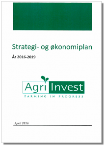 Strategi- og økonomiplan 2016-2019